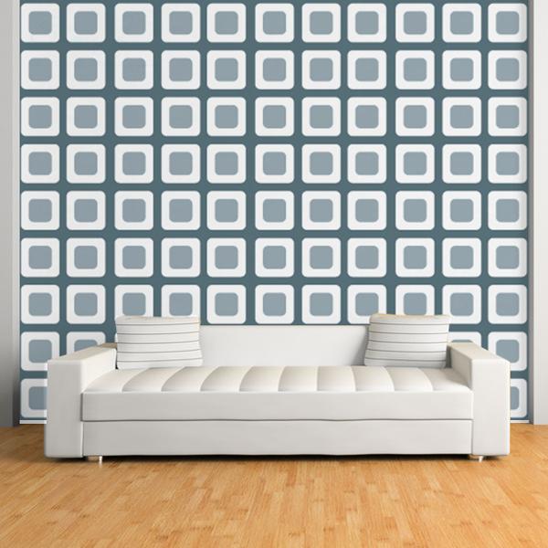 四角の壁紙