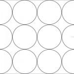 大きな円の壁紙