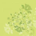 抽象柄の花柄壁紙,花柄の壁紙,ヨーロピアンな壁紙
