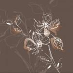 花の線画,花の壁紙