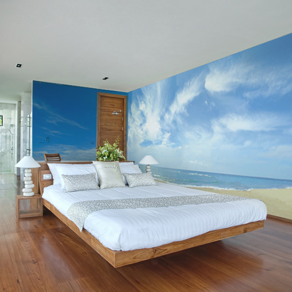 海の壁紙 青空の壁紙