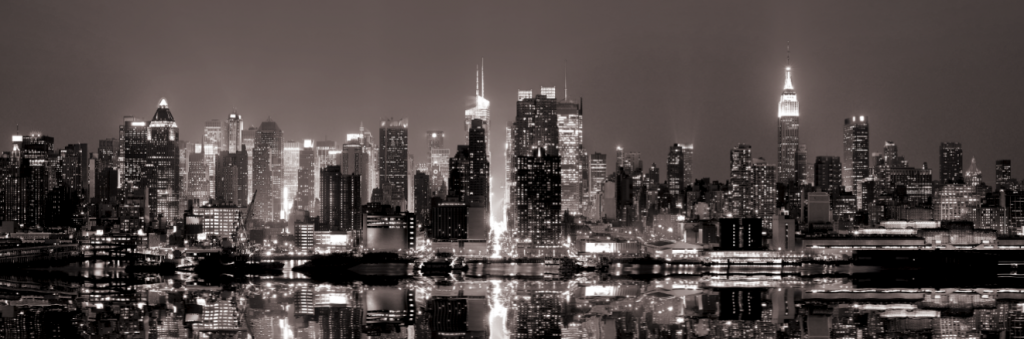 KP-0044  Manhattan skyline