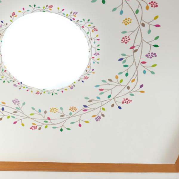 天井装飾 天井の壁紙