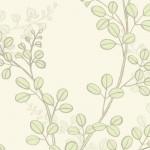おしゃれな植物壁紙