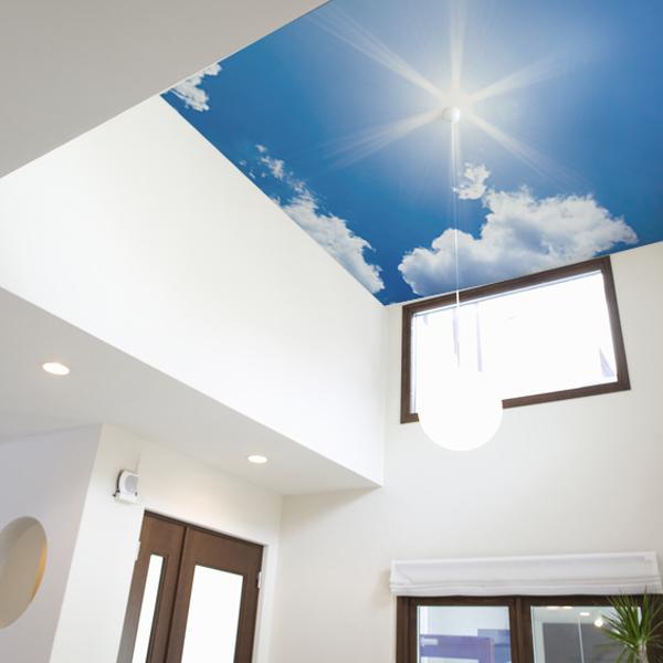 青空の壁紙