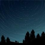KF-0016  Wish on a starry night.