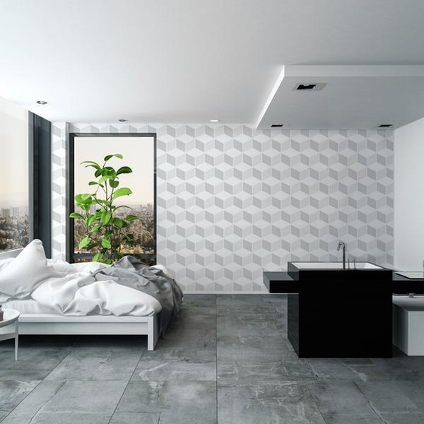 立方体のデザインクロス