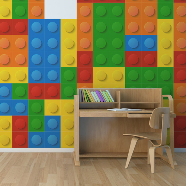 子供部屋の壁紙 おもちゃ部屋 子供部屋
