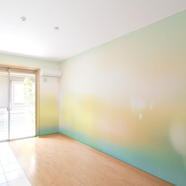 色の綺麗な壁紙 ファンタジーな壁紙クロス