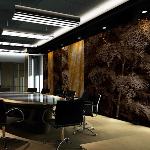 竹の壁紙 バンブー壁紙