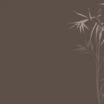 茶色い和モダンの竹の壁紙