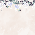 KN-0077   Watercolor lily of the valley