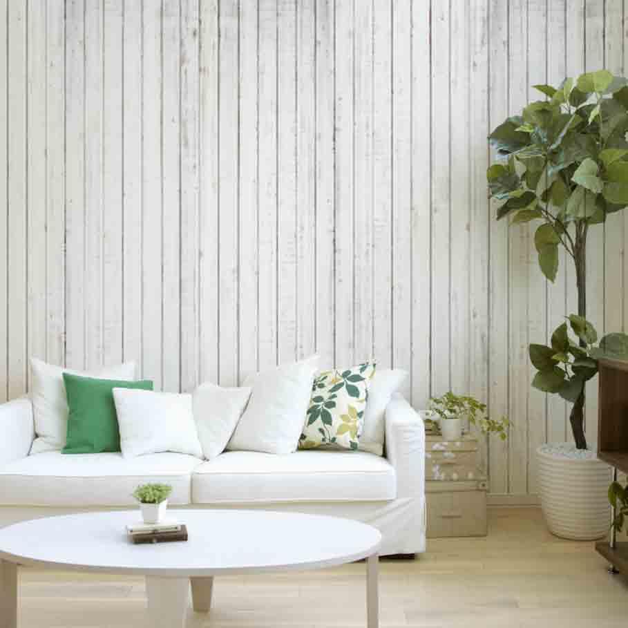 白木の壁紙