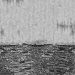 古びたレンガのアンティーク風でおしゃれな壁紙