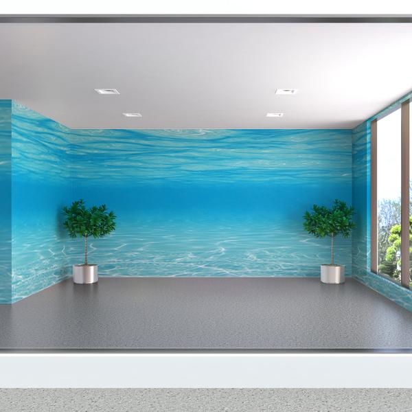 水中の壁紙