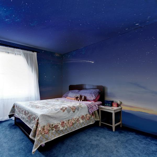 宇宙の壁紙 彗星