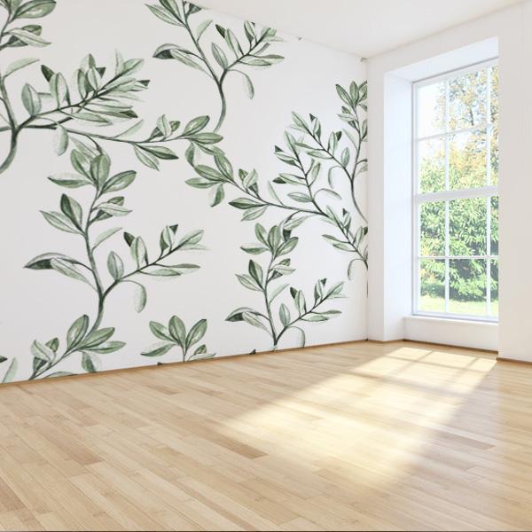 手書き壁紙 植物の壁紙