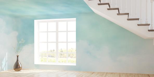パステルな空の壁紙