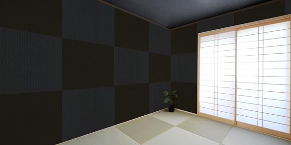 和室の壁紙に最適なデザインクロス