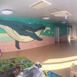クジラの壁紙