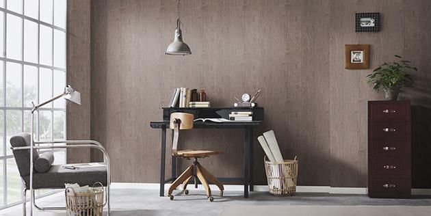 木の板の壁紙