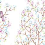 可愛い木の壁紙