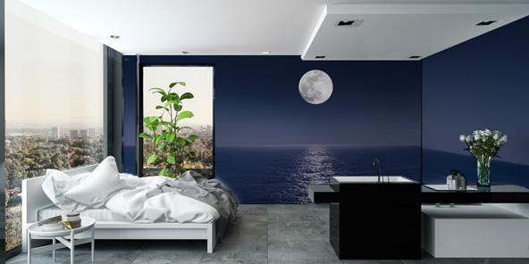 月夜の壁紙