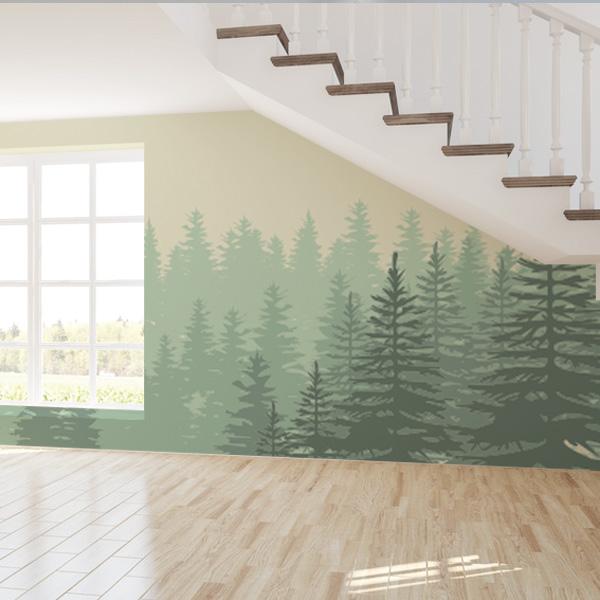 森の壁紙 森林浴 木の壁紙