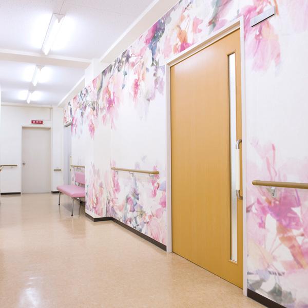 水彩の花の壁紙