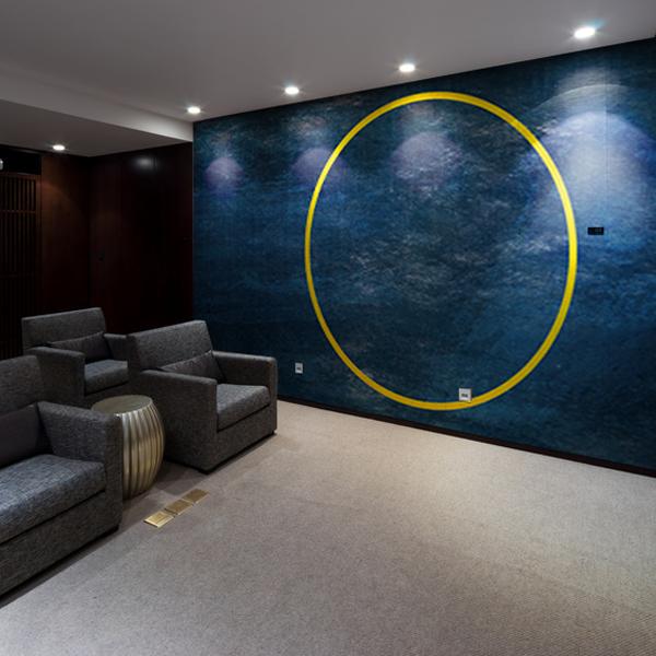 月イメージの壁紙
