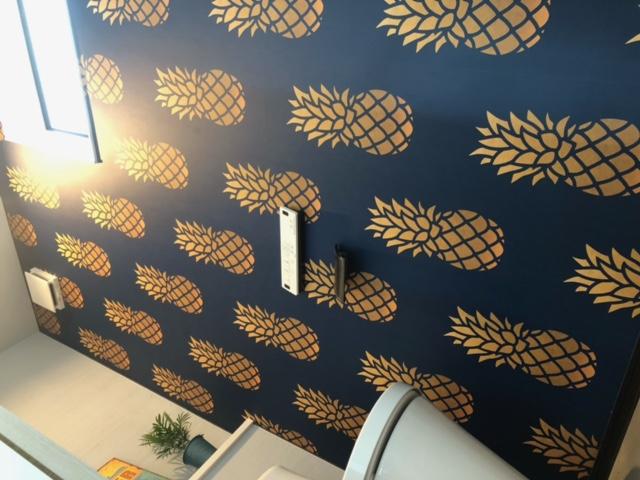 パイナップルの壁紙